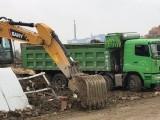无锡建筑垃圾清运 土石方工程 绿化垃圾