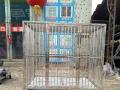 不锈钢宠物笼具