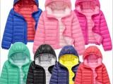 冬装韩版特价儿童棉衣清仓处理 外贸库存童装羽绒服跑量批发