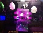 大型酒吧造型LED DJ屏,LED高清类全彩屏单价