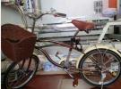 转让刚买一个月的变速20寸自行车320元