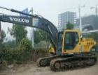 沃尔沃 EW210C 挖掘机          (便宜出售个人挖