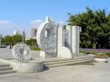 西安雕塑厂承接砂岩雕塑 玻璃钢雕塑 不锈钢雕塑 石雕