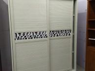太原整体铝合金定制 全铝衣柜 橱柜