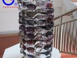 惠州厂家定制360度手动旋转亚克力眼镜展示架 透明展示道具