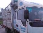 出售二手江淮4.2米高栏货车