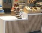 样品柜蛋糕样品柜面包展示柜吧台叉盘柜面包中岛柜面包吧台