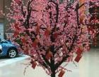 假桃树仿真大型植物桃花树 仿真樱花树仿真桃花树许愿树桃花装饰