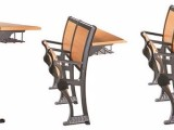 佛山阶梯铝合金课桌椅专业生产厂家,课桌椅价格尺寸