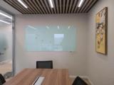 北京华美文仪白板办公会议书写磁性白板超白玻璃白板定做安装