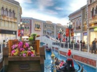 2017年4月武汉到香港澳门海洋公园迪士尼乐园威尼斯人度假村精品