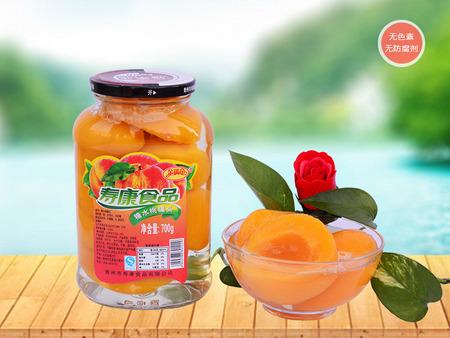 黄桃罐头批发价格 供应潍坊划算的黄桃罐头