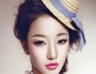 涟水东南美容化妆培训机构,新娘造型彩妆培训,滚动开班随到随学