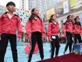 青岛少儿街舞 练习室零基础街舞 简单考级舞蹈