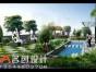 北京3D效果图 鸟瞰图 景观图制作