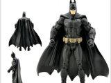 DC正版蝙蝠侠前传3黑暗骑士崛起 超可动公仔18厘米 人偶 玩具