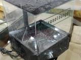 厂家定制水族用品亚克力鱼缸水族箱桌面乌龟盒水族槽金鱼盒子