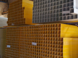 订做防腐房檐檩条 玻璃钢工字钢巨卫环保