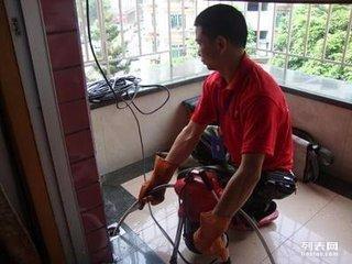 北京疏通下水道 疏通马桶 疏通地漏 管道疏通 高压清洗管道