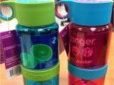 现货供应儿童迷你版莹彩柠檬杯塑料水杯喝水神器一件代发