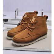工厂自营2016新款冬款羊皮毛一体雪地靴