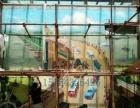 泰升•彩绘 (幼儿园 台球厅 咖啡店ktv 墙绘