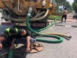 东莞石排清理化粪池 工厂单位化粪池清理数量多可签订承包合同