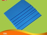 供应蓝色塑料中空板 PP瓦楞隔板垫板 2