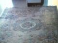 九成新纯羊毛地毯