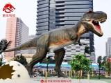 贵州仿真恐龙模型 舞台道具密室道具定制 美陈雕塑制作
