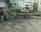 农用车东方红400拖拉机带平板车