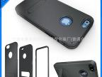 欧美畅销IPHONE6 4.7手机壳苹果6三合一盔甲机器人支架手机保护套