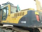沃尔沃240二手挖掘机出售,沃尔沃车况好,沃尔沃二手挖机