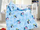 优质儿童全棉三件套 幼儿园床上三件套 儿童卡通三件套