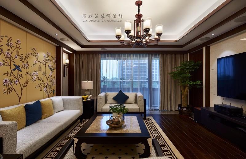 万新达 房子怎样装修比较上档次?风格空间装饰一样不能少!