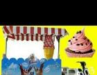 冰淇淋转让车