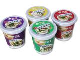 金吉宝紫菜西红柿菠菜蘑菇蛋花汤四种口味