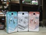 韩版学生礼品卡通动物耳机KN-904