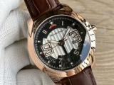 给大家揭秘下高仿欧米茄碟飞款手表,看不出A货的多少钱