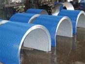 彩钢防雨罩制造哪里能买到彩钢防雨罩