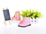 厂家直销批发一件待发童鞋儿童保暖鞋暖脚魔术贴小童儿童棉鞋