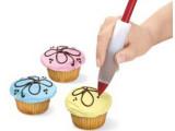 奶油巧克力裱花笔 裱花器 蛋糕写字笔 可重复使用 蛋糕帮手