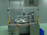 IVD自动卡槽封装机裁膜,放膜,罐撞,封膜一体机非标设备定做