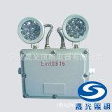 BCJ52 防爆应急灯 双头应急灯led 停电应急灯 应急双头灯 双头灯