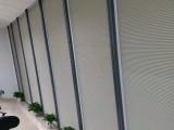 上海松江区定做办公室商务楼遮阳窗帘卷帘铝百叶窗帘定做