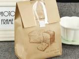 牛皮纸袋 开窗袋 食品纸袋 可定制
