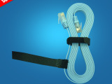 生产供应 千兆扁电脑扁平网线 五类扁平网线 质优价廉