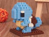 儿童益智  式迷你小颗粒拼插积木 互动动漫桌面玩具批发