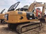 杭州二手挖掘机卡特320 323和329 336低价出售