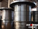 国内3.2m球磨机中空轴厂家 优质球磨机中空轴来图加工